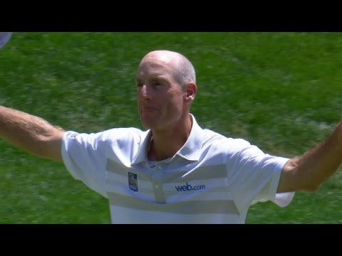 Highlights from Jim Furyk's historic 58 at Travelers Championship