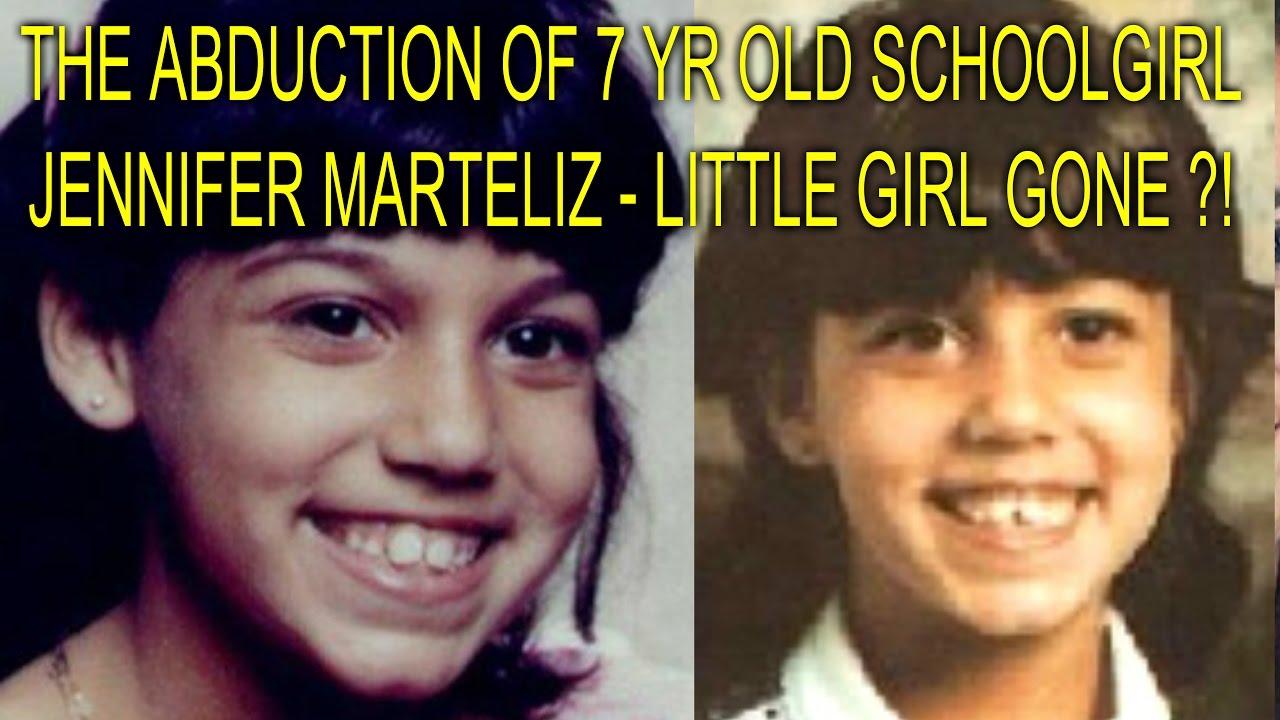 The Abduction Of 7 Yr Old Schoolgirl Jennifer Marteliz Little Girl