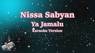 YA JAMALU- SABYAN (KARAOKE LIRIK TANPA VOCAL)