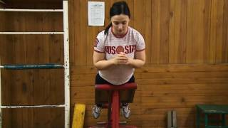"""Студенчество: """"Студентки ИРНИТУ чемпионки Европы по тяжелой атлетике"""""""
