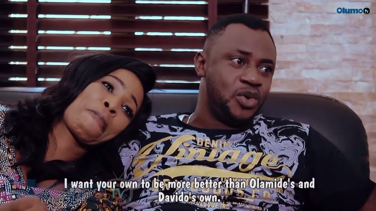 Download Eyin Lohun Latest Yoruba Movie 2019 Drama Starring Odunlade Adekola | Kemi Korede