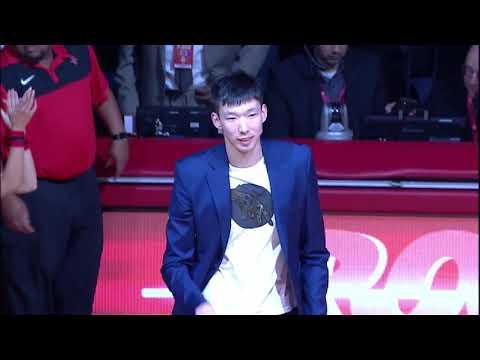 Houston Rockets Opening Night 2018-19