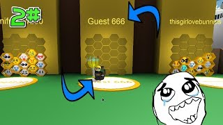 Hraju Bee Schwarm Simulator za Guesta 666! / 2€ / ROBLOX / jurasek05