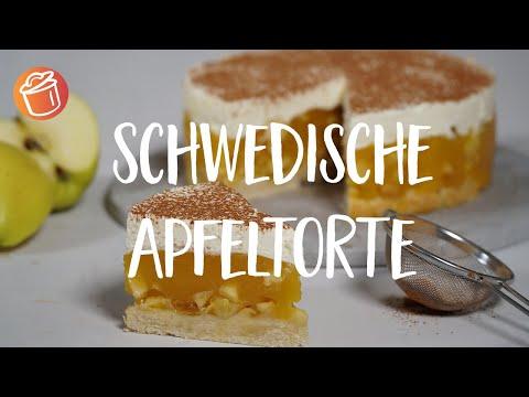 Schwedische Apfeltorte Rezept: Chochdoch Mit Oli