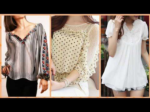 Most Papular And Dimonding Blouse Collection 2019