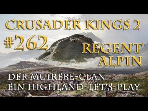 Let's Play Crusader Kings 2 – Der Muirebe-Clan #262: Alpin der Fette (Rollenspiel/deutsch)
