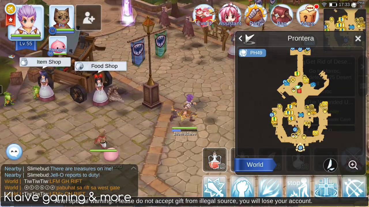 Cat Party Ragnarok Mobile – Unique Birthday Party Ideas and Themes