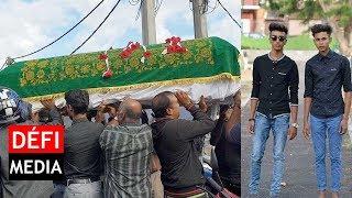 Accident à Sainte-Croix : funérailles ce mardi d'Umair Goolfee et de Mujahid Peerbaccus