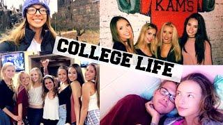 COLLEGE VLOG: Meet My Boyfriend, Parties, Syllabus Week + More!
