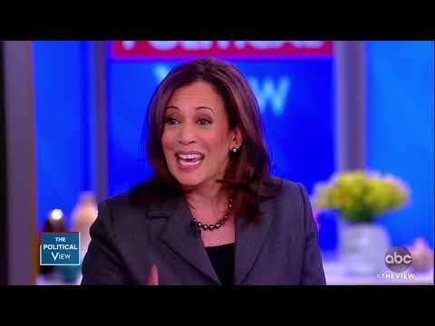 Sen. Kamala Harris Says She's 'Not Yet Ready' to Announce If She'll Run for President | The View