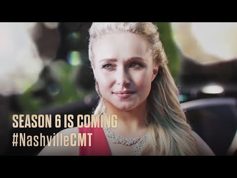 NASHVILLE on CMT | The Countdown to Season 6 Begins