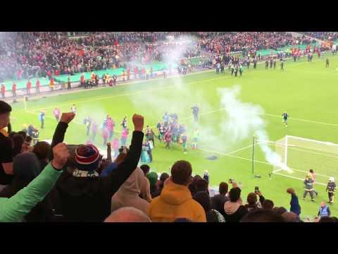 Shamrock Rovers V Dundalk (Penalties) FAI Cup Final 2019