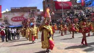 "2011 -  AUTENTICA ""DIABLADA ORURO"" - Carnaval de Oruro"