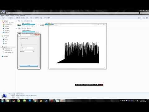 Python SImple Sorting Algorithm Animation Program