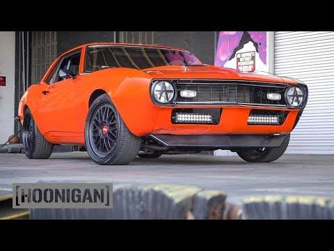 [HOONIGAN] DT 149: 68' Drift Camaro