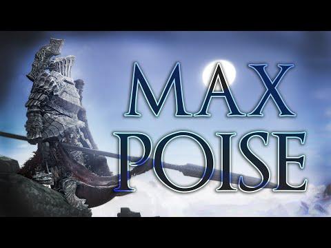 Dark Souls  Maximum Poise Build