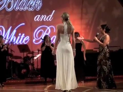 Wifey Queen Of The Black Amp White Ball Youtube