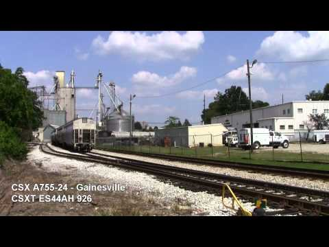 NS Piedmont Division 8/24/12: Two Cl-Is and a Taste of Gainesville