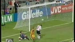 Mondiali 1998 Romania-Inghilterra 2-1 - World Cup 1998 Romania-England 2-1 highlights
