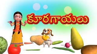 Kuragayalu Telugu rhymes for Children