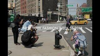 New York Fashion Week Spring / Summer 2018