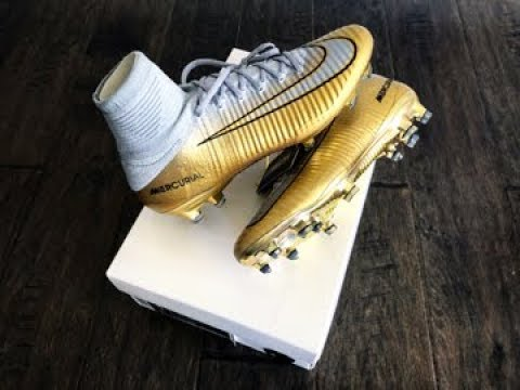 newest collection d31bd e0b90 First Look: Unboxing LIMITED EDITION NIKE MERCURIAL SUPERFLY CR7 FG -  QUINTO TRIUNFO