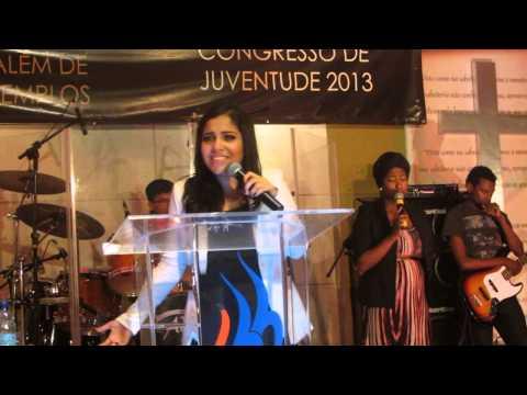 Gabriela Rocha - Estás Comigo - Congresso de Juventude 2013