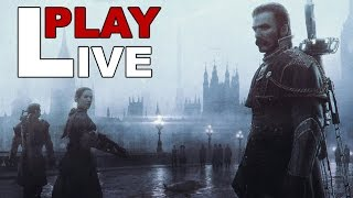PLAY Live + Q&A - The Order: 1886