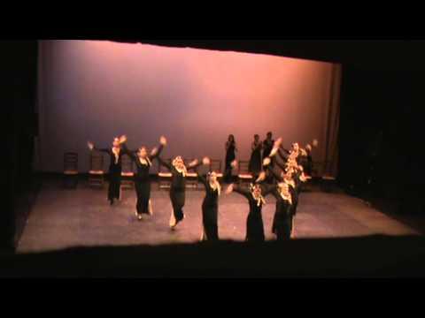 tientos tangos 2º flamenco conservatorio profesional de danza luis del rio