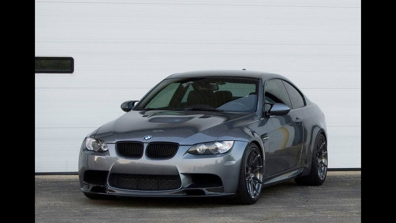 medium resolution of 2010 bmw m3 e92 amazing exhaust downshifts