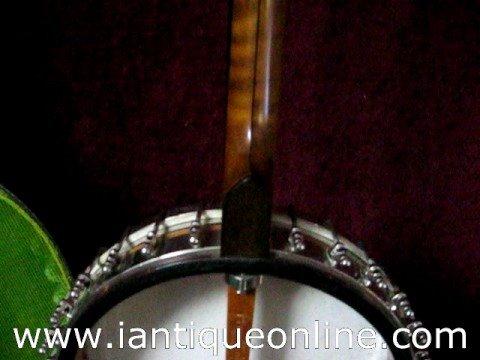 Online Appraisals Musical Instruments Vega Tubaphone Banjo