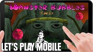Let's Play Mobile - Monster Bubbles Curse - Monsterjägerin Miri [Full-HD Gameplay] [Deutsch]