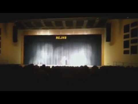 Stay (cover) by Blake Stokes at Northeast Jones High School