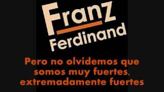 come on home // franz ferdinand (TRADUCIDA)