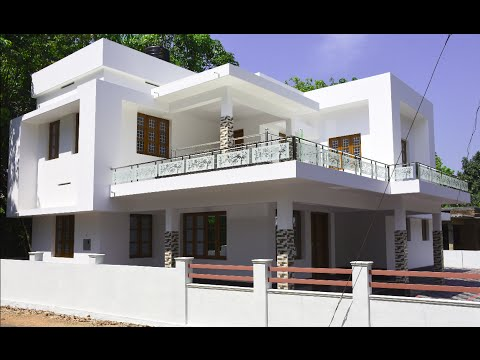 Angamaly 7 5 Cents Plot And 2500 Sq Ft New House For