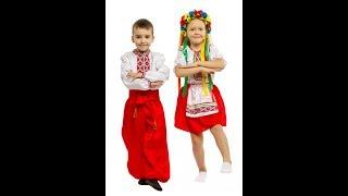 видео Традиционная одежда украинцев