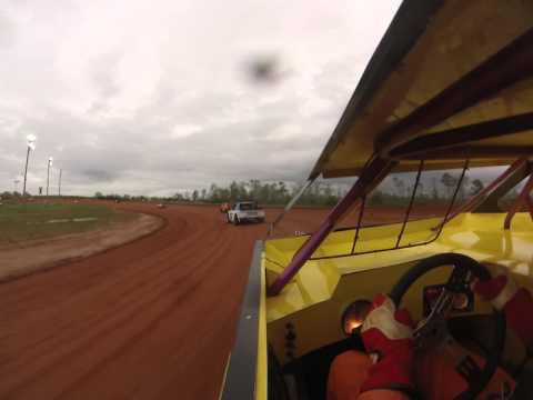 Brannon Knight #21 Fort Payne Motor Speedway Hotlaps 4/18/15