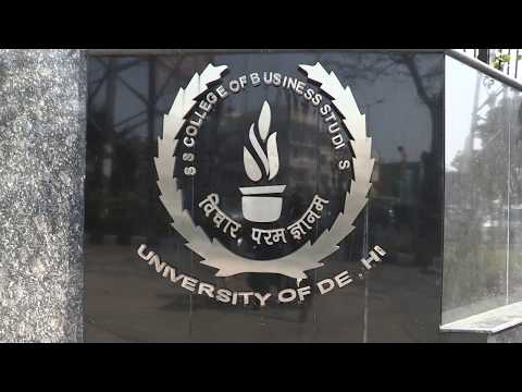 business studies | Shaheed Sukhdev College of Business Studies| Delhi University