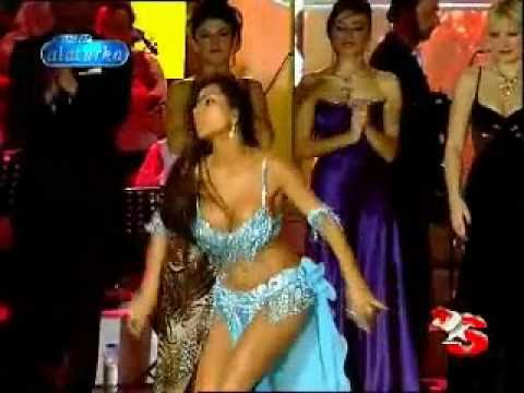 Belly Dance Clips - Nouran Sultan - رقص شرقى