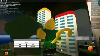 Roblox, Dragon Ball RP: Successors How to get SSJ5