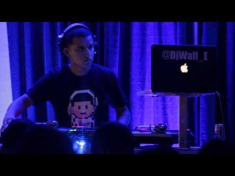 Behind the Decks DJ Battle with DJ WALL-E