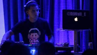 Behind the Decks DJ Battle with DJ WALL-E