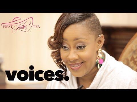 Voices: Le'Andria Johnson