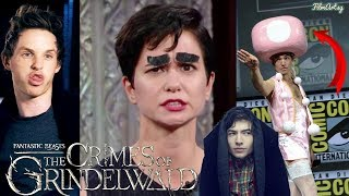 Fantastic Beasts: The Crimes of Grindelwald Bloopers and Funny Moments(Part-1) | 2018