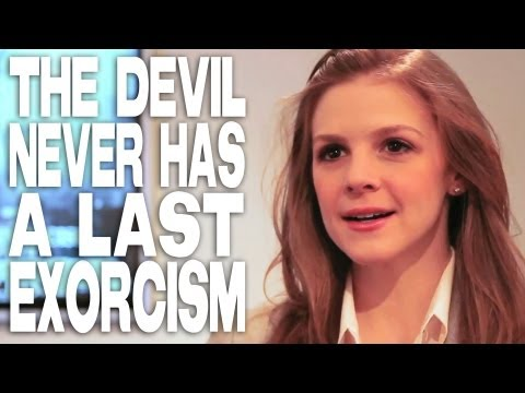 The Devil Never Has A Last Exorcism by Ashley Bell