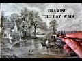How to Draw Landscapes, The Hay Wain after John Constable