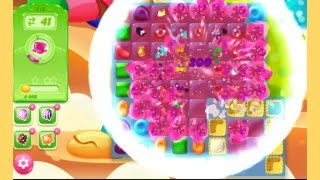 Candy Crush Jelly Saga Level 219  no boosters