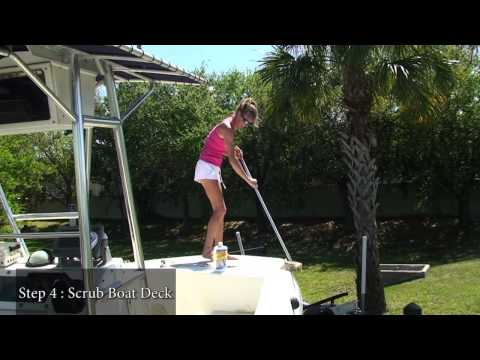 FS Seminar - How to Clean, Wax & Detail Your Boat - Part 1