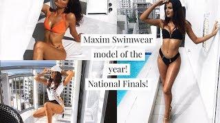Maxim ASMY Vlog! // LAUREN HIGGS