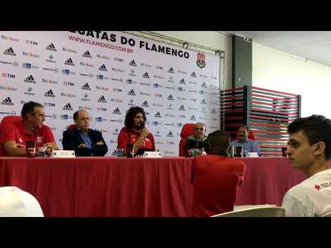 APRESENTAÇÃO ANDERSON VAREJÃO   FLABASQUETE
